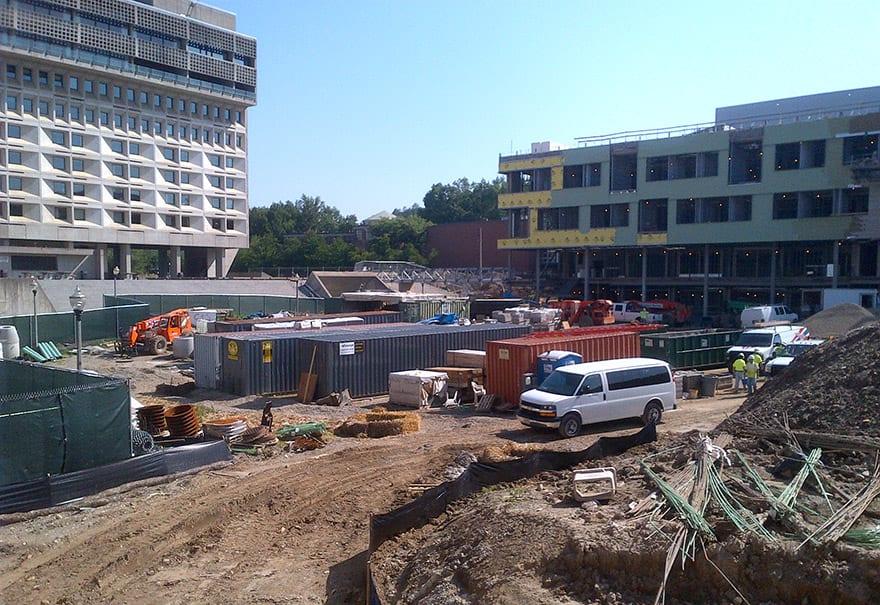 NEW ACADEMIC CLASSROOM BUILDING 5