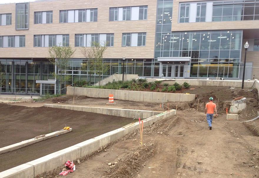 NEW ACADEMIC CLASSROOM BUILDING 3